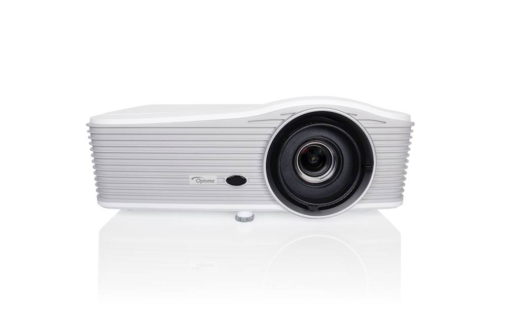 OPTOMA VIDEOPROIETTORE EH515 FULL HD 5500LUMEN CONTR.10000:1 DLP (COLORE BIANCO)