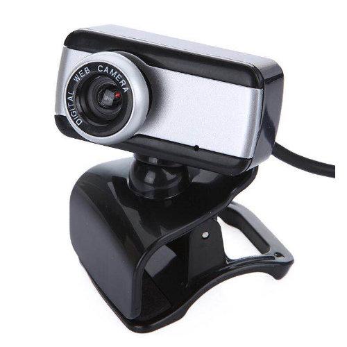 ENCORE WEBCAM HD CON MICROFONO 640X480, 30FPS, SENSORE CMOS, CAVO USB 1.8M