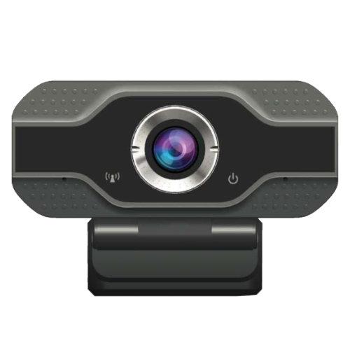 ENCORE WEBCAM FULL HD 1920X1080P A 30FPS, MICROFONO INTEGRATO, CAVO USB 2.0 LUNGO 1.5M, LENTE 4P