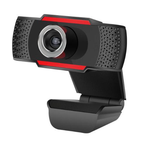 ENCORE WEBCAM HD CON MICROFONO 1280X720, 30 FPS, SENSORE CMOS, CAVO USB 1.5M