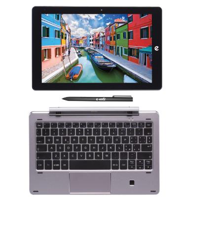 E-TAB TABLET PC E-TAB PRO Z8300 QCORE 10,1 IPS FHD 4GB RAM 64GB SLOT SD MICRO USB MICRO HDMI USB 3.0 TYPE-C  ANDROID L 0806808768704 ET101FW/64A 14_ET101FW/64A