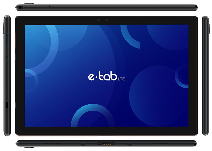 MICROTECH E-TAB 10.1 4GB 64GB LTE  ANDROID 11  NERO