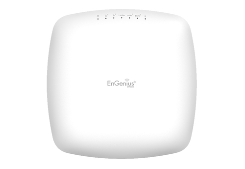ENGENIUS ACCESS POINT MANAGED INDOOR TRI BAND 11ac Wave2 400+867+867Mbps 2T2R 2xGbE PoE.af 6x3dBi ia