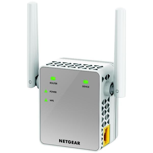 NETGEAR EXTERNDER AC750 DUAL BAND 1XLAN 10/100