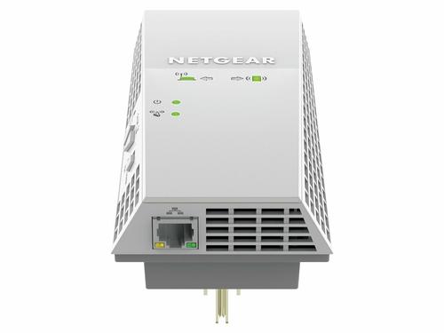 NETGEAR RANGE EXTENDER WI-FI EX6240 WI-FI AC1900, 802.11AC/AX/A/B/G/N, TECNOLOGIA SMART ROAMING, COMPATIBILE CON APP NIGHTHAWK