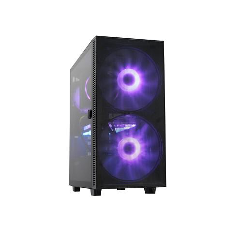 YASHI PC GAMING I5-11600K 16GB 500GB SSD GTX1660 SUPER 6GB DVD-RW WIN 10 PRO