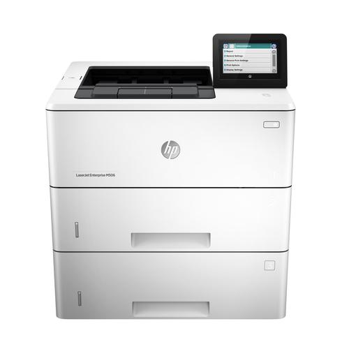 HP STAMP. LJ ENT. M506X A4 B/N 43PPM 1200DPI FRONTE/RETRO USB/ETHERNET/WIRELESS