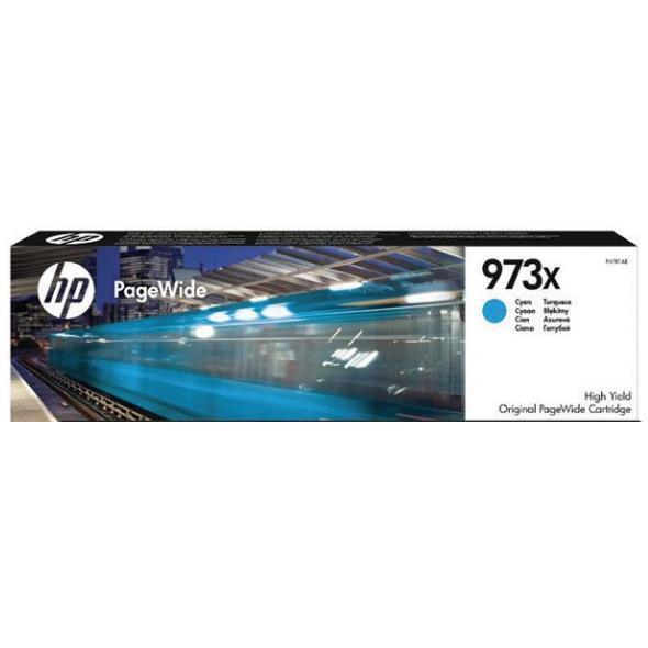 HP CART INK CIANO 973X 7.000 PAG PER PAGEWIDE PRO 477