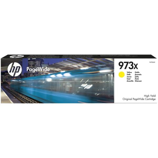 HP CART INK GIALLO 973X 7.000 PAG PER PAGEWIDE PRO 477
