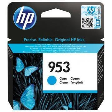 HP CART. INK CIANO N.953 PER OJ PRO 8210/8710/8715/8720/8725/8730/8740