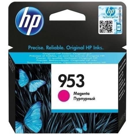 HP CART. INK MAGENTA N.953 PER OJ PRO 8210/8710/8715/8720/8725/8730/8740