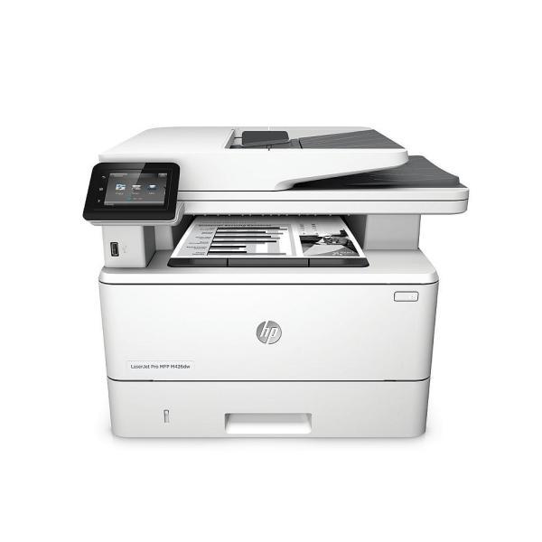 HP MULTIF. LASER M426FDN B/N A4 38PPM 4800X600 DPI FRONTE/RETRO USB/ETHERNET STAMPANTE SCANNER COPIATRICE FAX