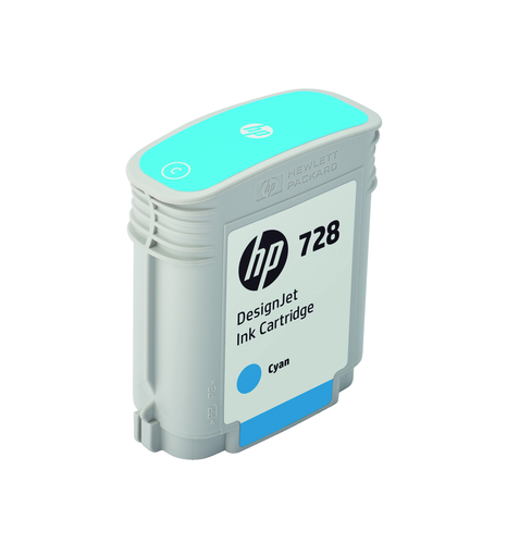HP CART. INK 728 CIANO