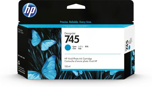 HP CART INK 745 CIANO