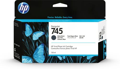 HP CART INK 745 NERO
