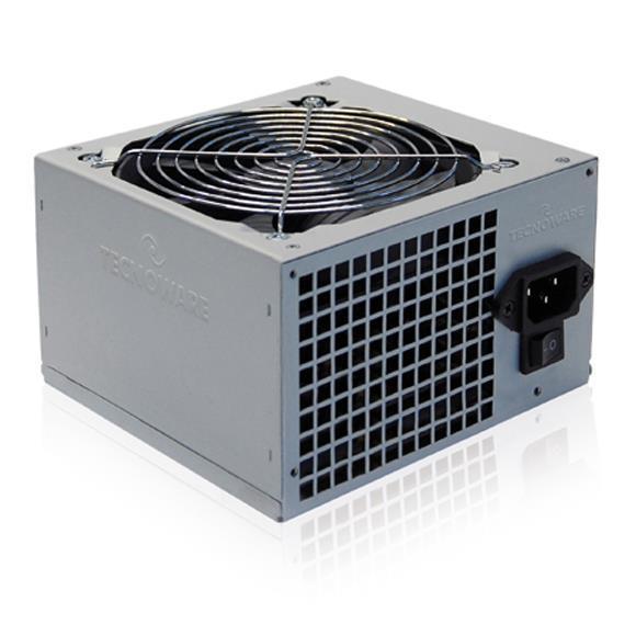TECNOWARE ALIMENTATORE PER PC, FREE SILENT 520 WATT, ATX, 150X140X85MM
