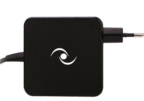 TECNOWARE ALIMENTATORE USB-C 65W COLORE NERO