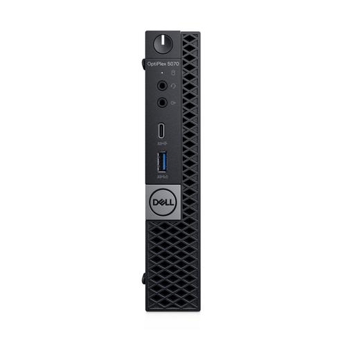 DELL PC OPTIPLEX 5070 MFF I7-9700T 8GB 256GB SSD WIN 10 PRO