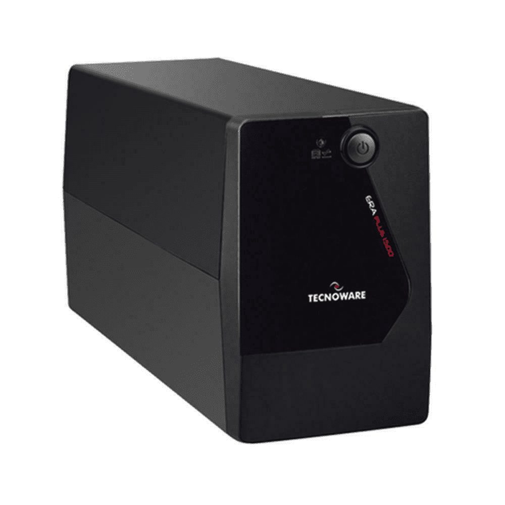 TECNOWARE UPS ERA PLUS 1600VA BATTERIA 11AH, SCHUKO TOGETHER ON