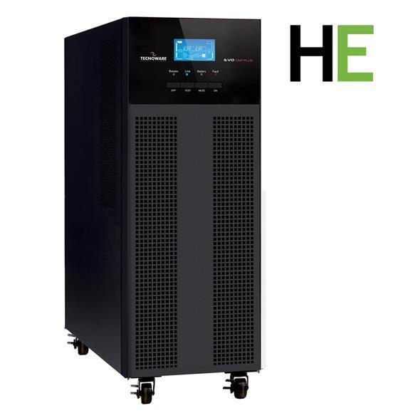 TECNOWARE UPS EVO DSP PLUS 6.8 KVA HIGH EFFICIENTY ONLINE DOPPIA CONVERSIONE