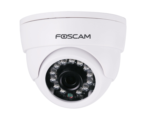 FOSCAM IP CAMERA WIRELESS 720P 1MXP NIGHT VISION IR CUT FILTER RECORDING TO FTP