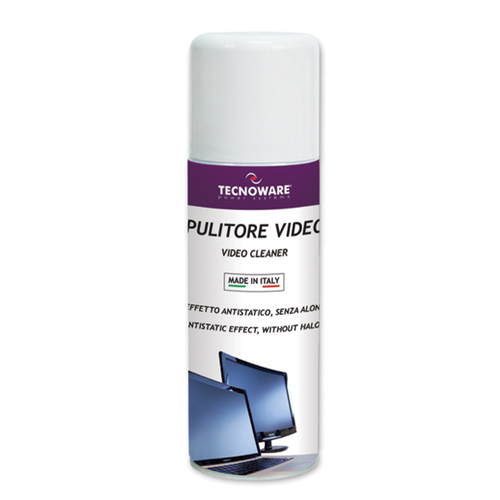 TECNOWARE EASY SERVICE PULITORE VIDEO SPRAY 200 ML