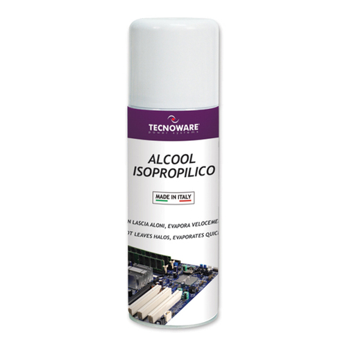 TECNOWARE EASY SERVICE ALCOOL ISOPROPILICO SPRAY 200 ML