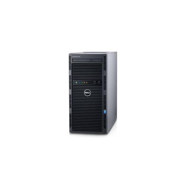 DELL SERVER TOWER T130 E3-1220V6, 8GB DDR4, 2X1TB SATA 3,5