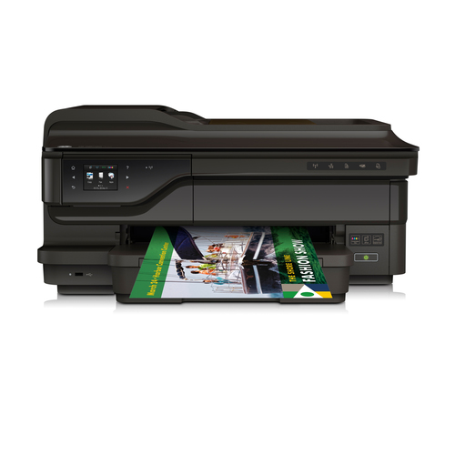 HP MULTIF. INK OJ 7612A A3 15PPM 4800X1200DPI USB/ETHERNET/WIRELESS STAMPANTE SCANNER COPIATRICE FAX
