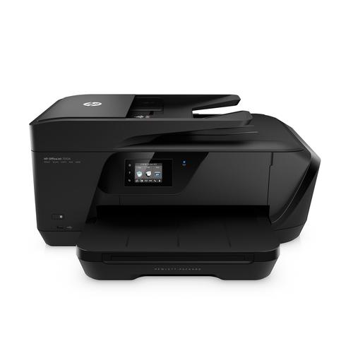 HP MULTIF. INK OJ 7510 WIDE FORMAT A3 15PPM 4800X1200DPI USB/ETH/WIFI STAMPANTE SCANNER COPIATRICE FAX