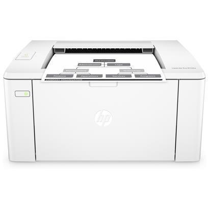HP STAMPANTE LASER M102A B/N A4 LASERJET PRO 22PPM USB