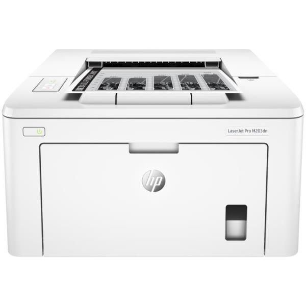 HP STAMP. LASER M203DN A4 B/N 28PPM 1200DPI FRONTE/RETRO USB/ETHERNET