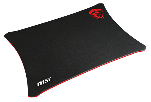 MSI MOUSEPAD GAMING SISTORM IDROREPELLENTE, BASE ANTISCIVOLO