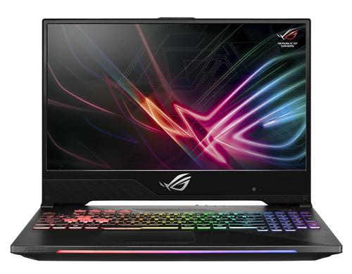 ASUS NB ROG STRIX GL504 I7-8750 16GB 1TB + 256GB SSD 15,6 RTX 2070 8GB WIN 10 HOME