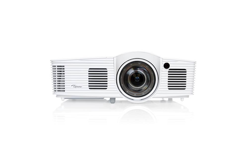 OPTOMA VIDEOPROIETTORE GT1080e HOME CINEMA 3000AL CONTR 25000:1 2xHDMI FULL 3D