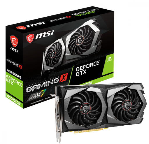 MSI VGA GTX 1650 SUPER GAMING X DP*3/HDMI ATX