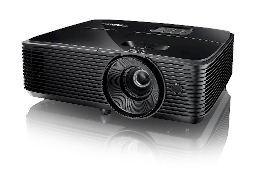 OPTOMA VIDEOPROIETTORE H185X WXGA, 3700 LUMEN, 28.000:1, HDMI