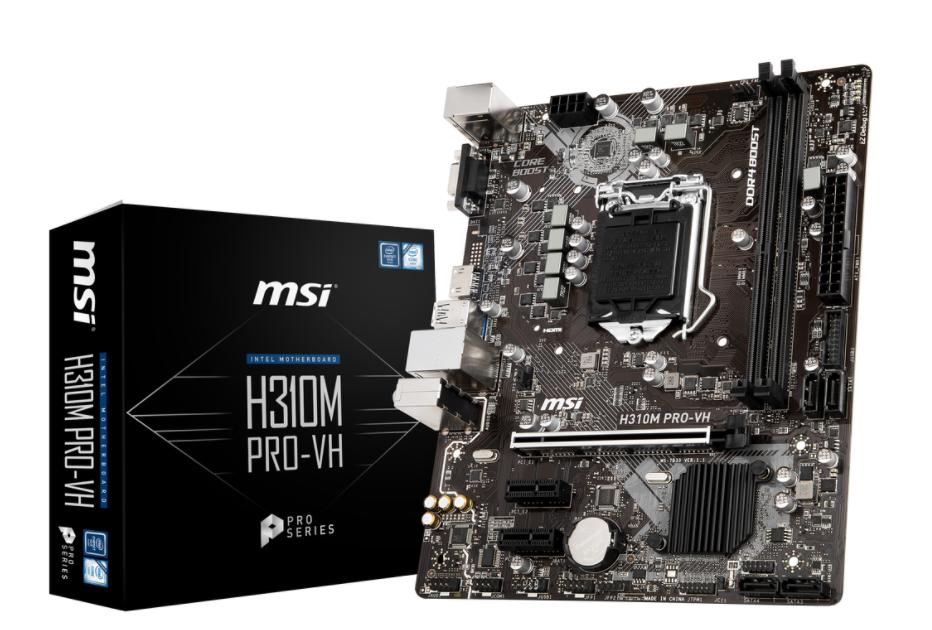 MSI MB H310M PR