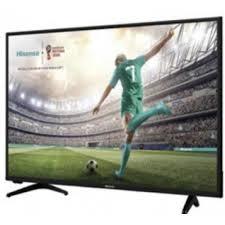 HISENSE 32POL HD READY SMART TV VIDAA-U  2HDMI 2USB 1OPTICAL OUTPUT 1COMPOSITETUNER SAT ACCESSO DIRETTO A YOUTUBE E NETFLIX CORNICE E SCOCCA NERO