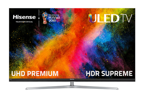 HISENSE 65POLL ULED ULTRA HD HDR SUPREME ULTRA DIMMING PCI 2400 SMART VIDAA U DBX-TV 3HDMI 2USB WIFI INTEGRATO DVB C/T/T2/S/S2 HOTEL MODE SILVER
