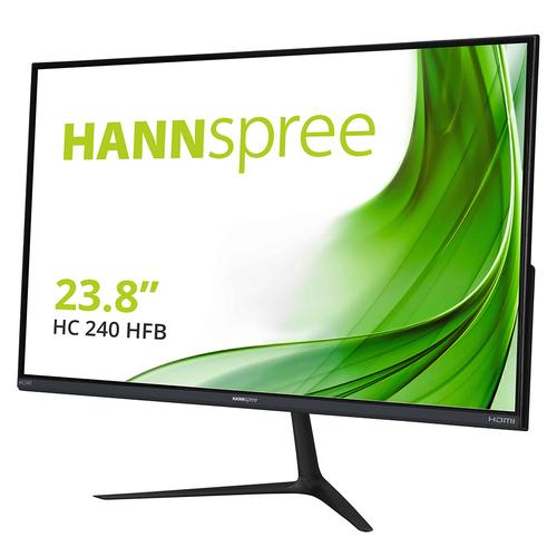 HANNSPREE MONITOR 23,8 LED 16:9 FHD 250 CDM 5MS, VGA/HDMI