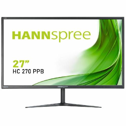 HANNSPREE MONITOR 27 LED 16:9 FHD 5MS 300 CDM, VGA/HDMI/DP, MULTIMEDIALE