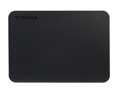 TOSHIBA HDD EXT CANVIO BASICS 1TB 2,5 USB3.0 BLACK