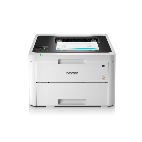BROTHER STAMP. LED HL-L3230CDW A4 COLORI 18PPM 2400DPI FRONTE/RETRO USB/ETHERNET/WIRELESS