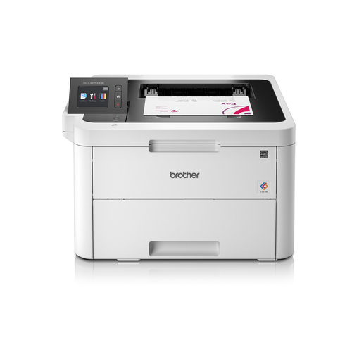 BROTHER STAMP. LED HLL3270CDW A4 COLORI 24PPM 2400DPI DISPLAY TOUCH USB/ETHERNET/WIFI