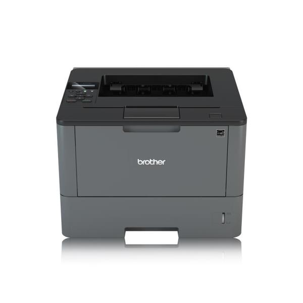 BROTHER STAMP. LASER HLL5000D A4 B/N 40PPM FRONTE/RETRO USB/PARALLELA