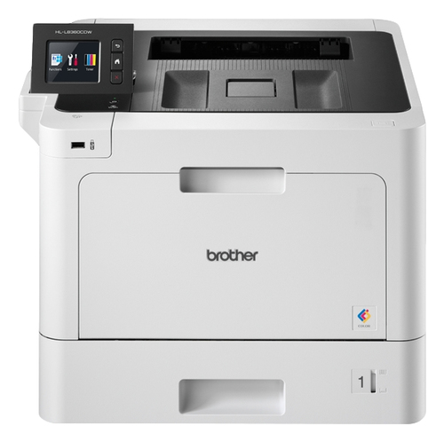 BROTHER STAMP. LASER HLL8360CDW COLORE A4 31PPM 2400X600 DPI FRONTE/RETRO USB/ETHERNET/WIFI