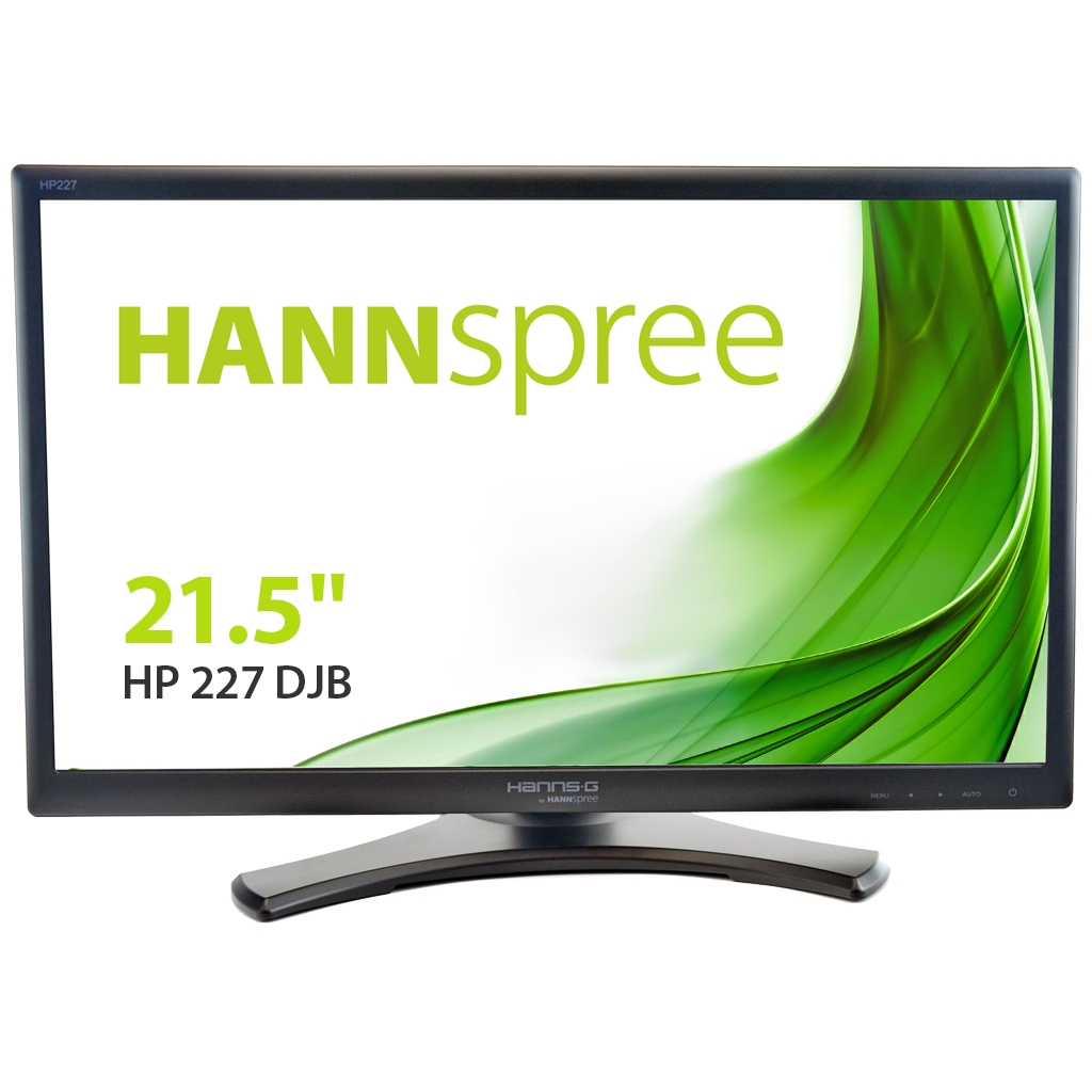 HANNSPREE MONITOR 21,5 FHD 1920X1080, 16:9, 250CD/, MVGA, DVI, MULTIMEDIALE, 5MS, ALTEZZA REGOLABILE, PIVOT