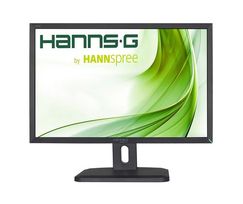 HANNSPREE MONITOR 24 FHD 1920X1080, 16:10, 300CD/M, IPS, USB HUB,  VGA, DVI, HDMI, DP, MULTIMEDIALE, 5MS, ALTEZZA REGOLABILE, PIVOT