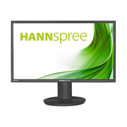 HANNSPREE MONITOR 23,6 FHD 1920X1080, 16:9, 250CD/M IPS , VGA, DVI, HDMI, MULTIMEDIALE, 8MS, ALTEZZA REGOLABILE, PIVOT
